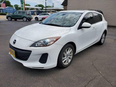 2013 Mazda MAZDA3 for sale at Appleton Motorcars Sales & Service in Appleton WI