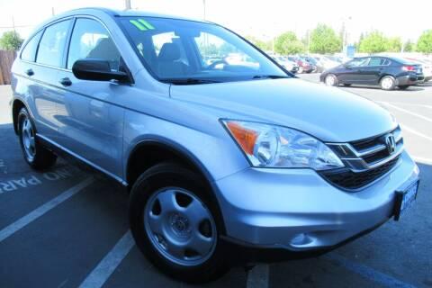 2011 Honda CR-V for sale at Choice Auto & Truck in Sacramento CA