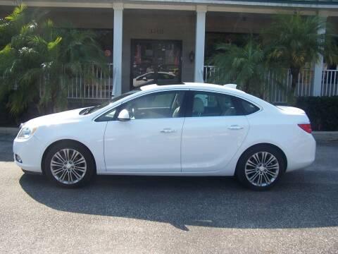 2016 Buick Verano for sale at Thomas Auto Mart Inc in Dade City FL