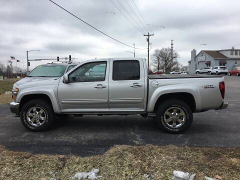 2010 GMC Canyon for sale at Village Motors in Sullivan MO