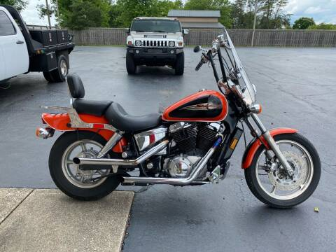 1998 Honda Shadow 1100 for sale at CarSmart Auto Group in Orleans IN