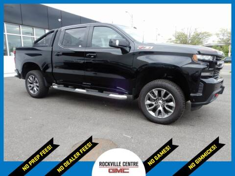 2019 Chevrolet Silverado 1500 for sale at Rockville Centre GMC in Rockville Centre NY