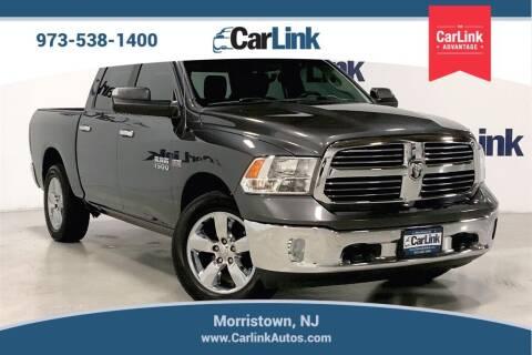 2017 RAM Ram Pickup 1500 for sale at CarLink in Morristown NJ