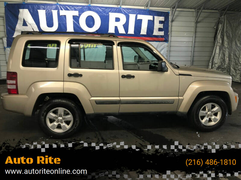 2011 Jeep Liberty for sale at Auto Rite in Cleveland OH