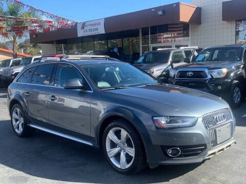 2014 Audi Allroad for sale at Automaxx Of San Diego in Spring Valley CA