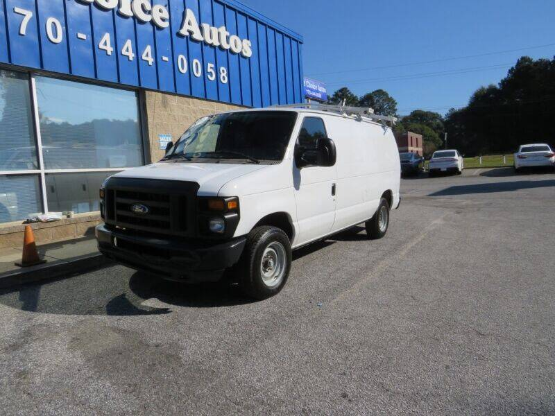 2014 Ford E-Series Cargo for sale at Southern Auto Solutions - 1st Choice Autos in Marietta GA