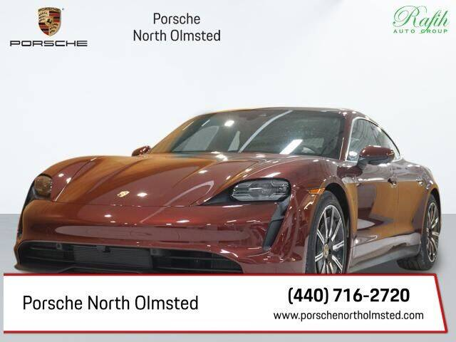 2021 Porsche Taycan for sale in North Olmsted, OH
