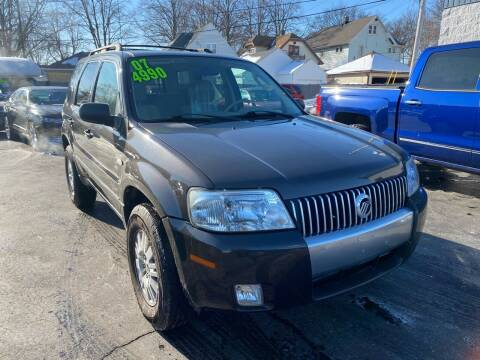 2007 Mercury Mariner for sale at Streff Auto Group in Milwaukee WI