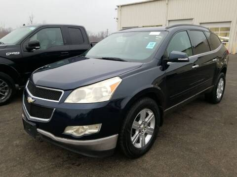 2012 Chevrolet Traverse for sale at MOUNT EDEN MOTORS INC in Bronx NY