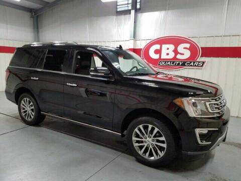 2018 Ford Expedition for sale at CBS Quality Cars in Durham NC