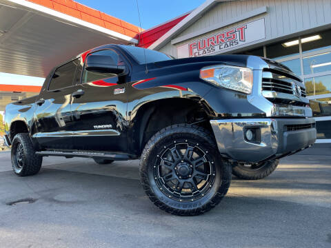2016 Toyota Tundra for sale at Furrst Class Cars LLC  - Independence Blvd. in Charlotte NC
