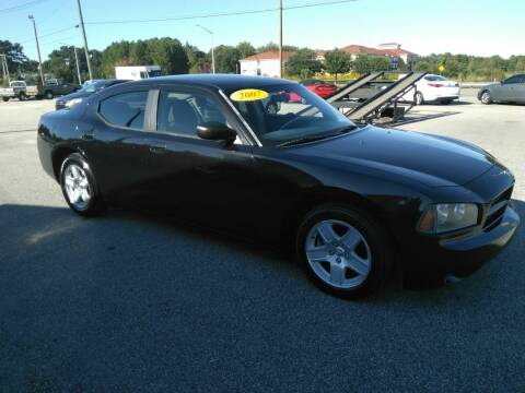 2007 Dodge Charger for sale at Kelly & Kelly Supermarket of Cars in Fayetteville NC