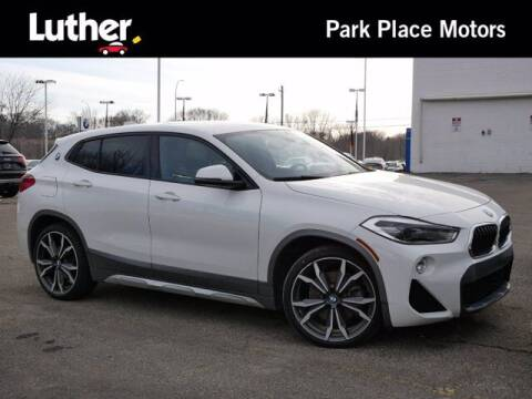 2018 BMW X2 for sale at Park Place Motor Cars in Rochester MN
