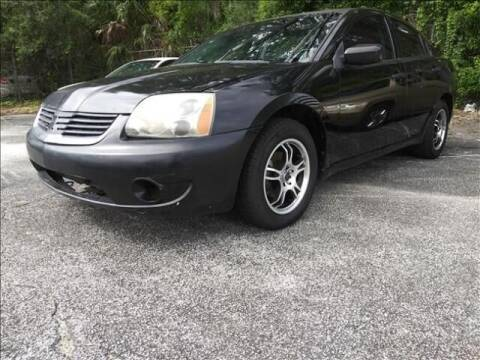 2008 Mitsubishi Galant for sale at JacksonvilleMotorMall.com in Jacksonville FL
