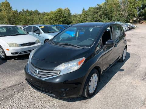 2014 Nissan Versa Note for sale at Best Buy Auto Sales in Murphysboro IL