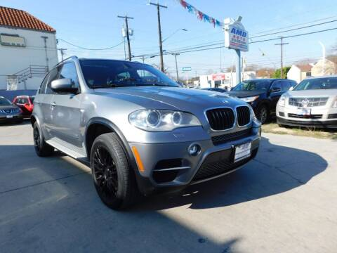 2013 BMW X5 for sale at AMD AUTO in San Antonio TX