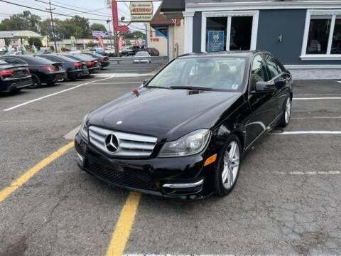 2012 Mercedes-Benz C-Class for sale at QUALITY AUTOS in Hamburg NJ