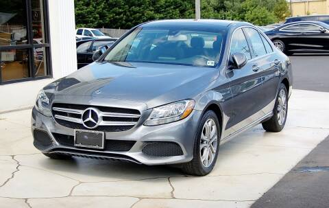 2018 Mercedes-Benz C-Class for sale at Avi Auto Sales Inc in Magnolia NJ