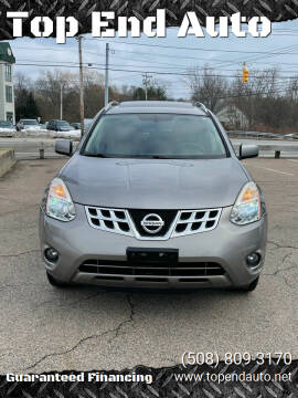 2011 Nissan Rogue for sale at Top End Auto in North Atteboro MA