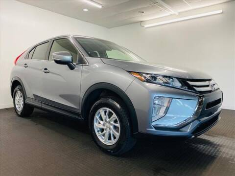 2018 Mitsubishi Eclipse Cross for sale at Champagne Motor Car Company in Willimantic CT