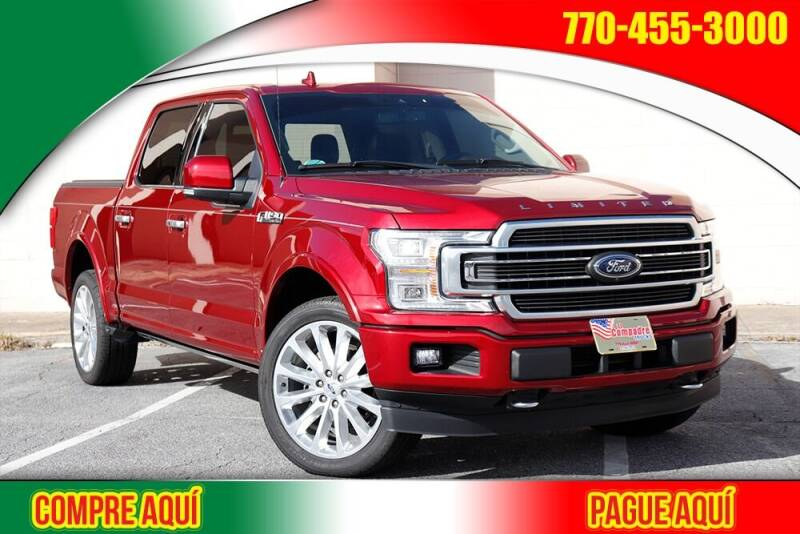 2019 Ford F-150 for sale at El Compadre Trucks in Doraville GA