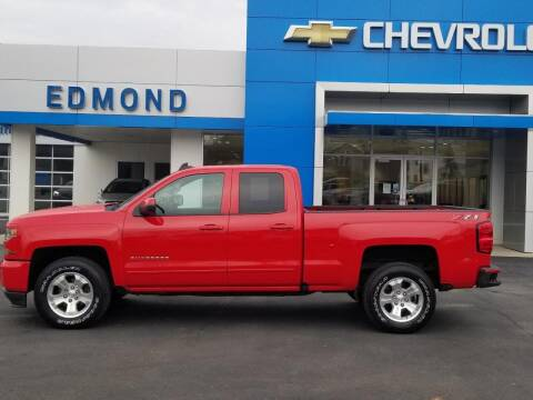 2018 Chevrolet Silverado 1500 for sale at EDMOND CHEVROLET BUICK GMC in Bradford PA