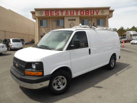 2008 Chevrolet Express Cargo for sale at Best Auto Buy in Las Vegas NV