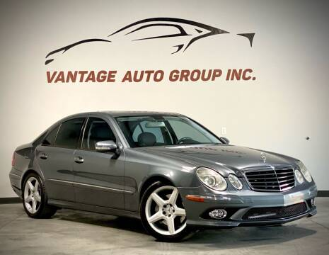 2009 Mercedes-Benz E-Class for sale at Vantage Auto Group Inc in Fresno CA