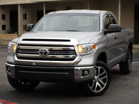 2016 Toyota Tundra for sale at Ritz Auto Group in Dallas TX