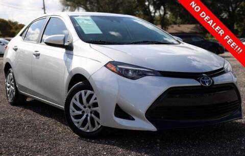 2018 Toyota Corolla for sale at JumboAutoGroup.com in Hollywood FL