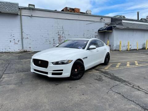 2017 Jaguar XE for sale at Santa Motors Inc in Rochester NY