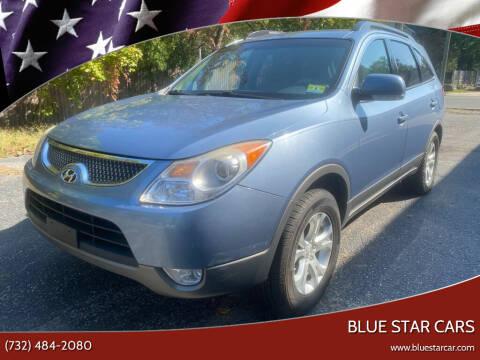 2010 Hyundai Veracruz for sale at Blue Star Cars in Jamesburg NJ