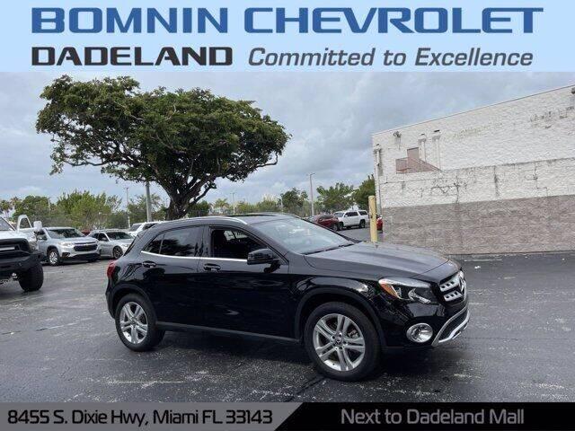 2018 Mercedes-Benz GLA for sale in Miami, FL