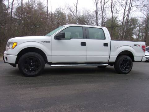 2014 Ford F-150 for sale at Mark's Discount Truck & Auto Sales in Londonderry NH