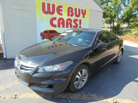2012 Honda Accord for sale at Right Price Auto Sales in Murfreesboro TN