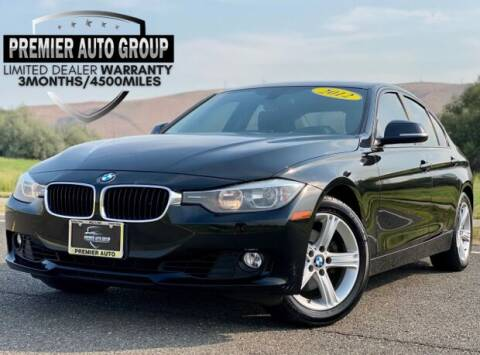2012 BMW 3 Series for sale at Premier Auto Group in Union Gap WA