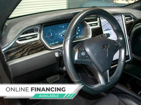2017 Tesla Model S for sale at King Auto Sales in Leominster MA