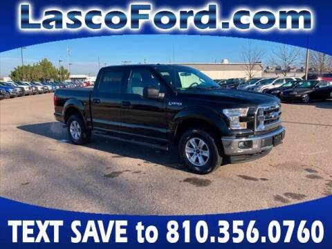 2017 Ford F-150 for sale at Lasco of Grand Blanc in Grand Blanc MI