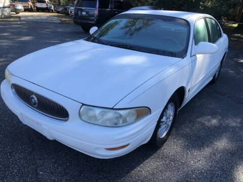 2003 Buick LeSabre for sale at Auto Cars in Murrells Inlet SC