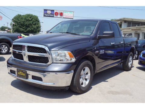 2017 RAM Ram Pickup 1500 for sale at Monthly Auto Sales in Fort Worth TX