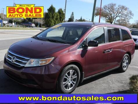 2011 Honda Odyssey for sale at Bond Auto Sales in St Petersburg FL