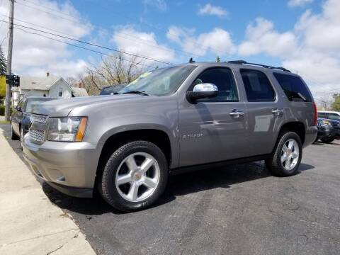 2008 Chevrolet Tahoe for sale at DALE'S AUTO INC in Mt Clemens MI