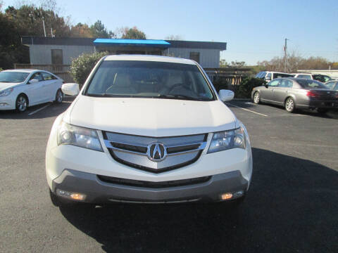2007 Acura MDX for sale at Olde Mill Motors in Angier NC