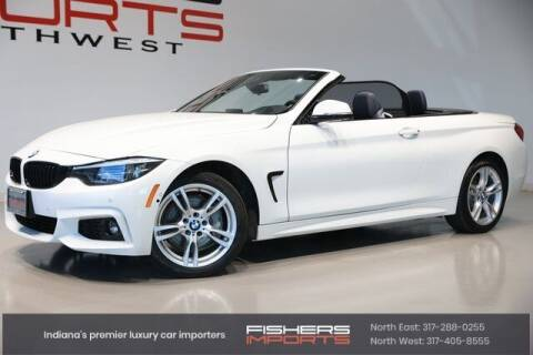 2020 BMW 4 Series for sale at Fishers Imports in Fishers IN