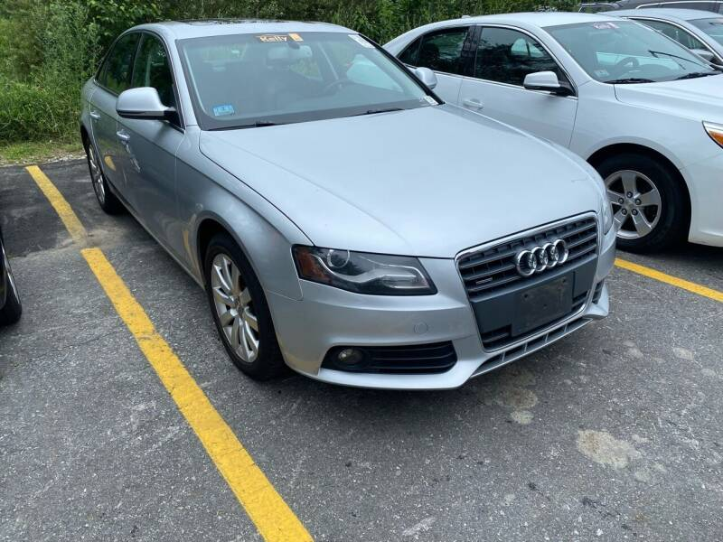 2009 Audi A4 for sale at Cars R Us Of Kingston in Kingston NH