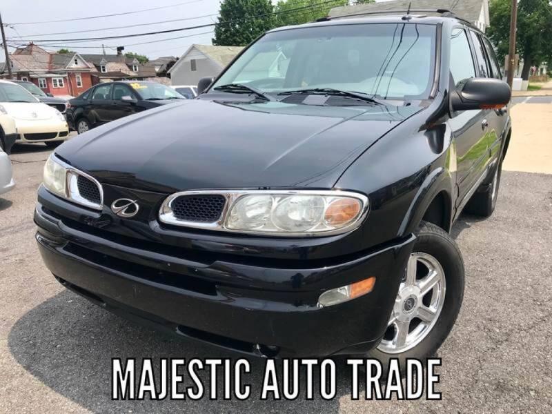 2004 Oldsmobile Bravada for sale at Majestic Auto Trade in Easton PA