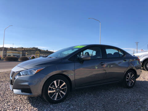 2021 Nissan Versa for sale at 1st Quality Motors LLC in Gallup NM