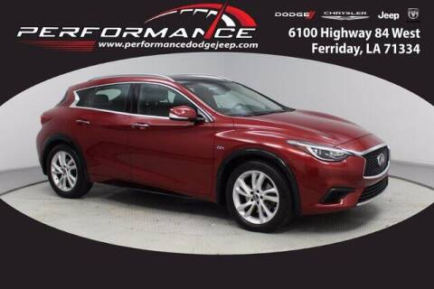 2019 Infiniti QX30 for sale at Auto Group South - Performance Dodge Chrysler Jeep in Ferriday LA