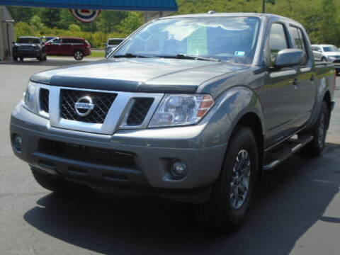 2018 Nissan Frontier for sale at Rogos Auto Sales in Brockway PA