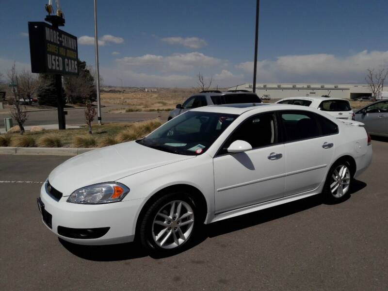 2016 Chevrolet Impala Limited for sale at More-Skinny Used Cars in Pueblo CO